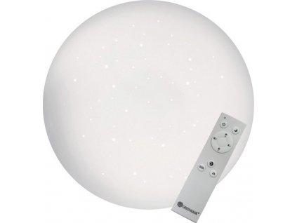 LED přisazené stmívatelné CCT svítidlo MASON II STARLIGHT RC 65W Greenlux (GXLS381)