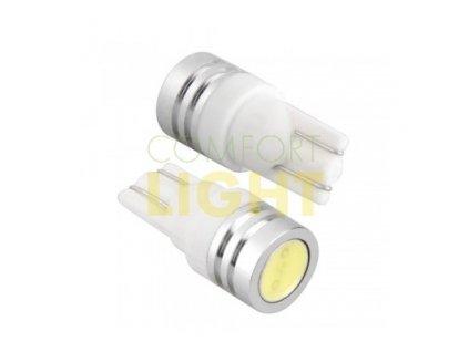 LED autožárovka W5W 1,5W 12V 7.000K - Comfort Light (COM_32101)