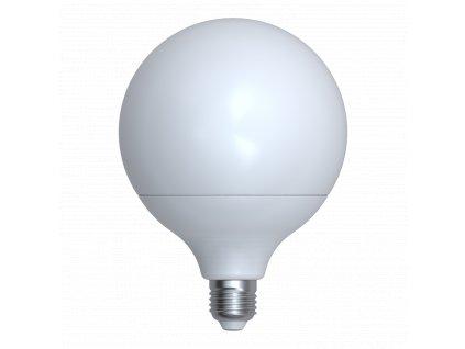 LED žárovka globe 18W E27 6400K CW SKYLIGHTING (G120-2718F)
