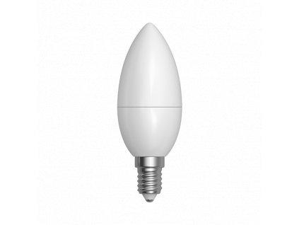 LED žárovka svíčka 5W E14 3000K WW SKYLIGHTING (C37CPA-1405C)