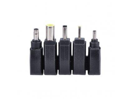 Sada doplňkových koncovek k síťovým adaptérům DA32 a DA33 - Solight (DA34)