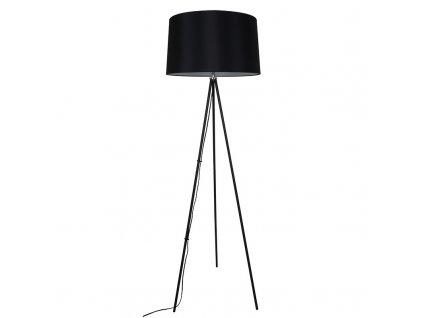 Stojací lampa Milano Tripod - černá - Solight (WA004-B)