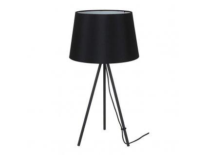 Stolní lampa Milano Tripod - černá - Solight (WA005-B)