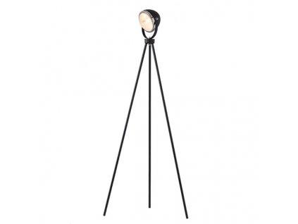 Stojací lampa | Ø16cm, matná černá | Aca Lighting (ML306131FBK)