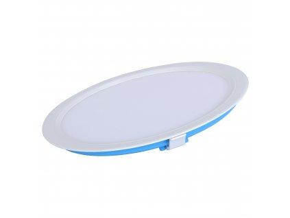 LED vestavné svítidlo DAISY VEGA-R White 12W NW - Greenlux (GXDS231)