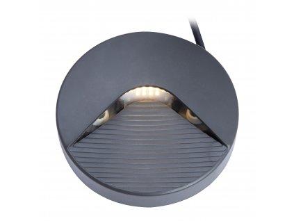Venkovní LED svítidlo SIDE 10 2W NW IP65 - Greenlux (GXPS085)