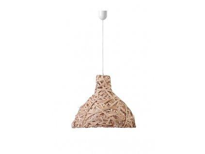 83862 zavesne svitidlo bulb 48x42cm prouti hneda planta design lyl1502