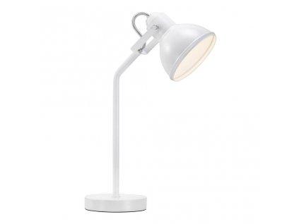 Stolní lampa Nordlux Aslak   Ø15 cm, bílá   46685001