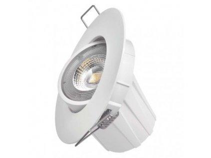 LED bodové svítidlo EXCLUSIVE - 8W WW - bílá - Emos (ZD3141)