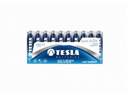 11 AAA silver 10x bulk