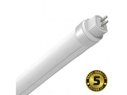90081 led zarivka linearni t5 18w 2880lm nw 4000k 120cm alu pc solight wt126
