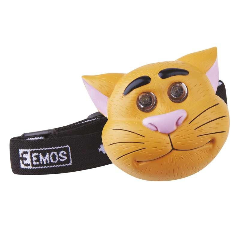 LED čelovka - kočka - Emos (P3523)