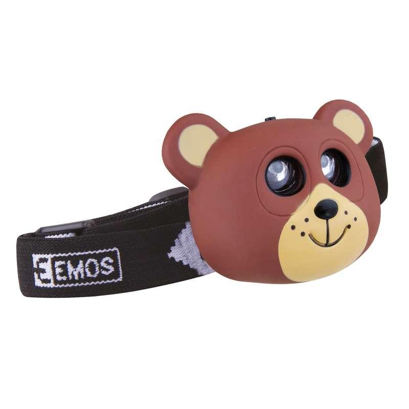 LED čelovka - medvěd - Emos (P3525)