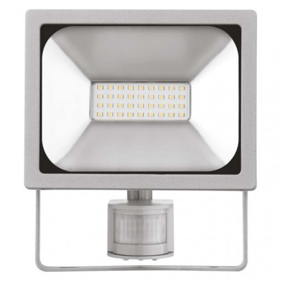 LED reflektor PROFI s PIR, 20W neutrální bílá