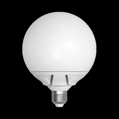 LED žárovka globe 20W E27 6400K CW SKYLIGHTING (G125-2720F)