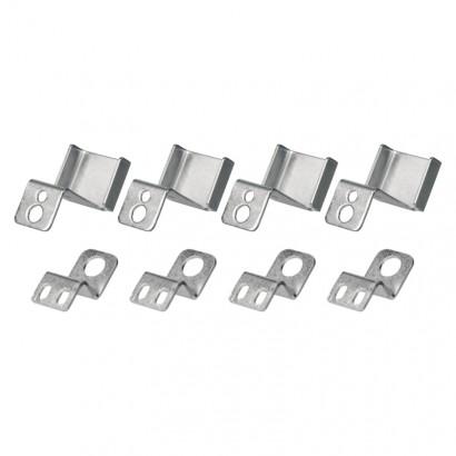 4 háčky pro LED panel 60 x 60 cm a 60 x 30 cm - Emos (ZR9010)