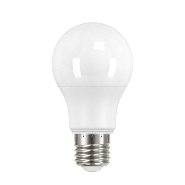 LED žárovka iQ-LED - Classic A60 - 9W, 810lm, E27, teplá bílá (WW) - Kanlux (27273)