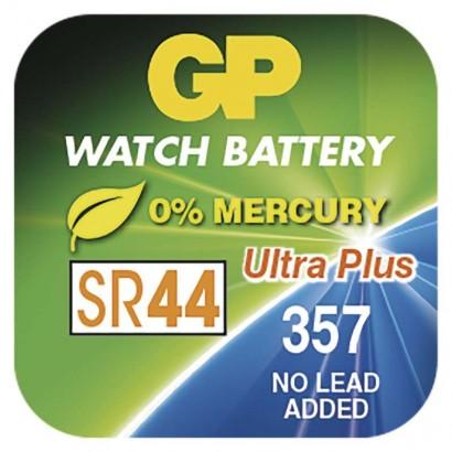 Knoflíková baterie do hodinek GP 357F, krabička