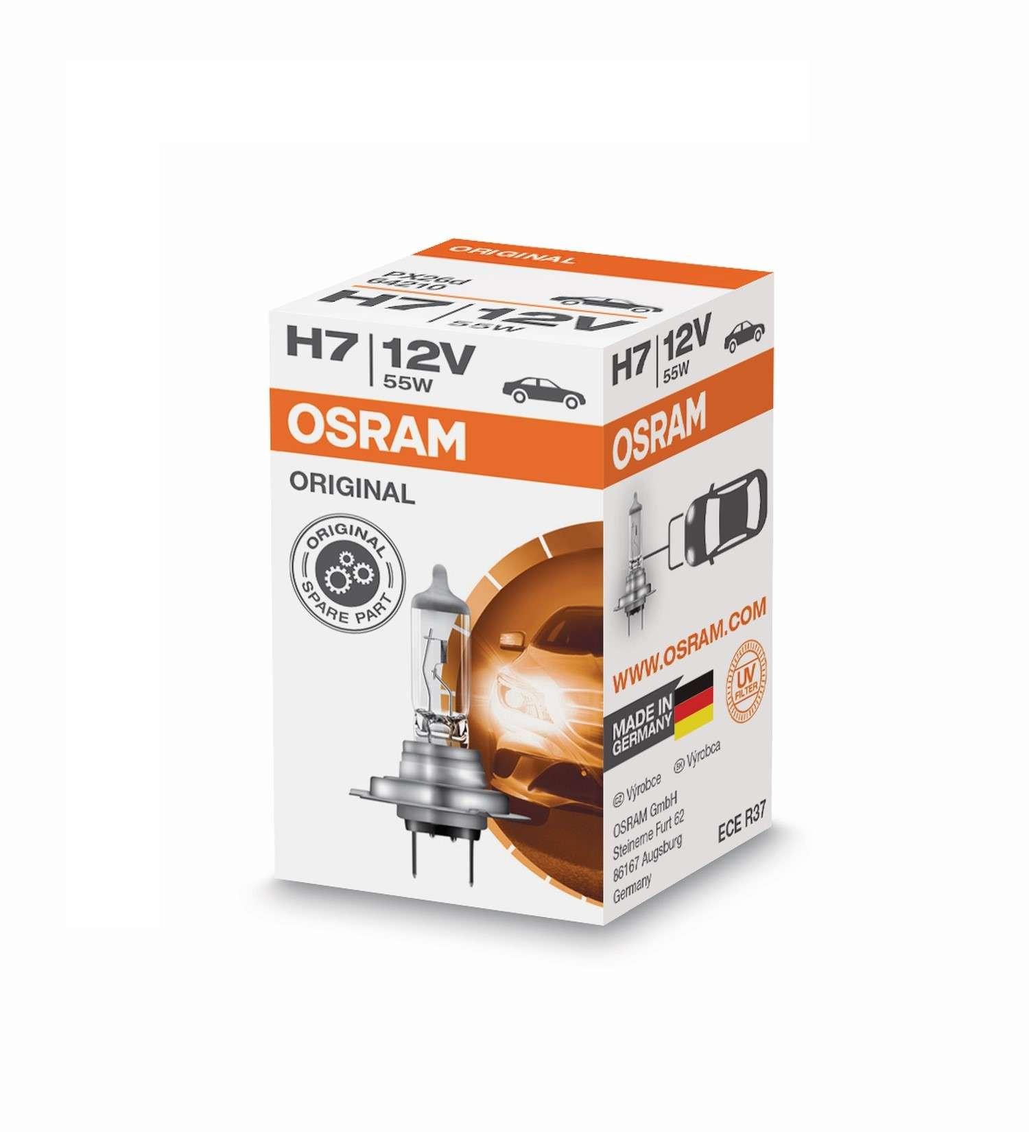 Osram Original Line 64210 H7 PX26d 12V 55W