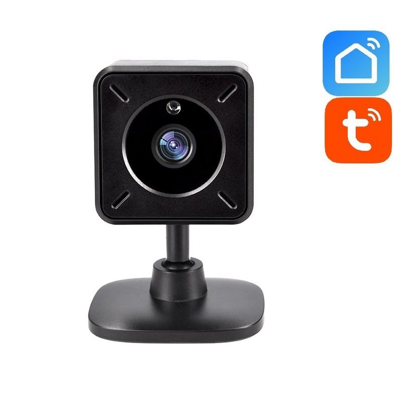 Domácí WiFi kamera - 2Mpx, 1080p, WiFi, iOS, Android - Solight (1D75)
