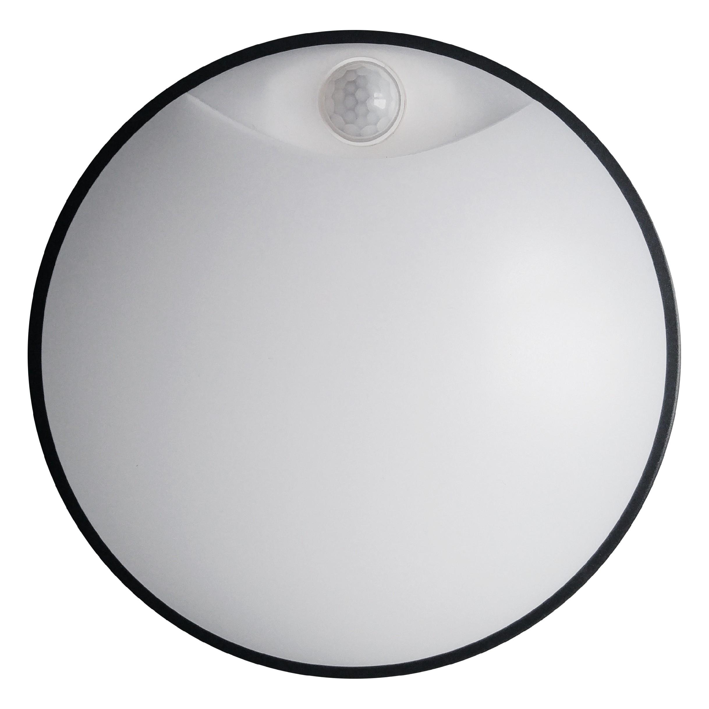 LED přisazené senzorové svítidlo DITA ROUND B 14W NW Greenlux (GXPS040)