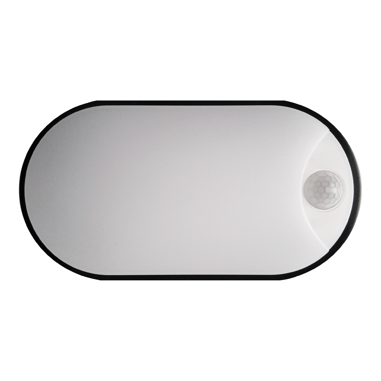 LED přisazené senzorové svítidlo DITA OVAL B 14W NW Greenlux (GXPS042)