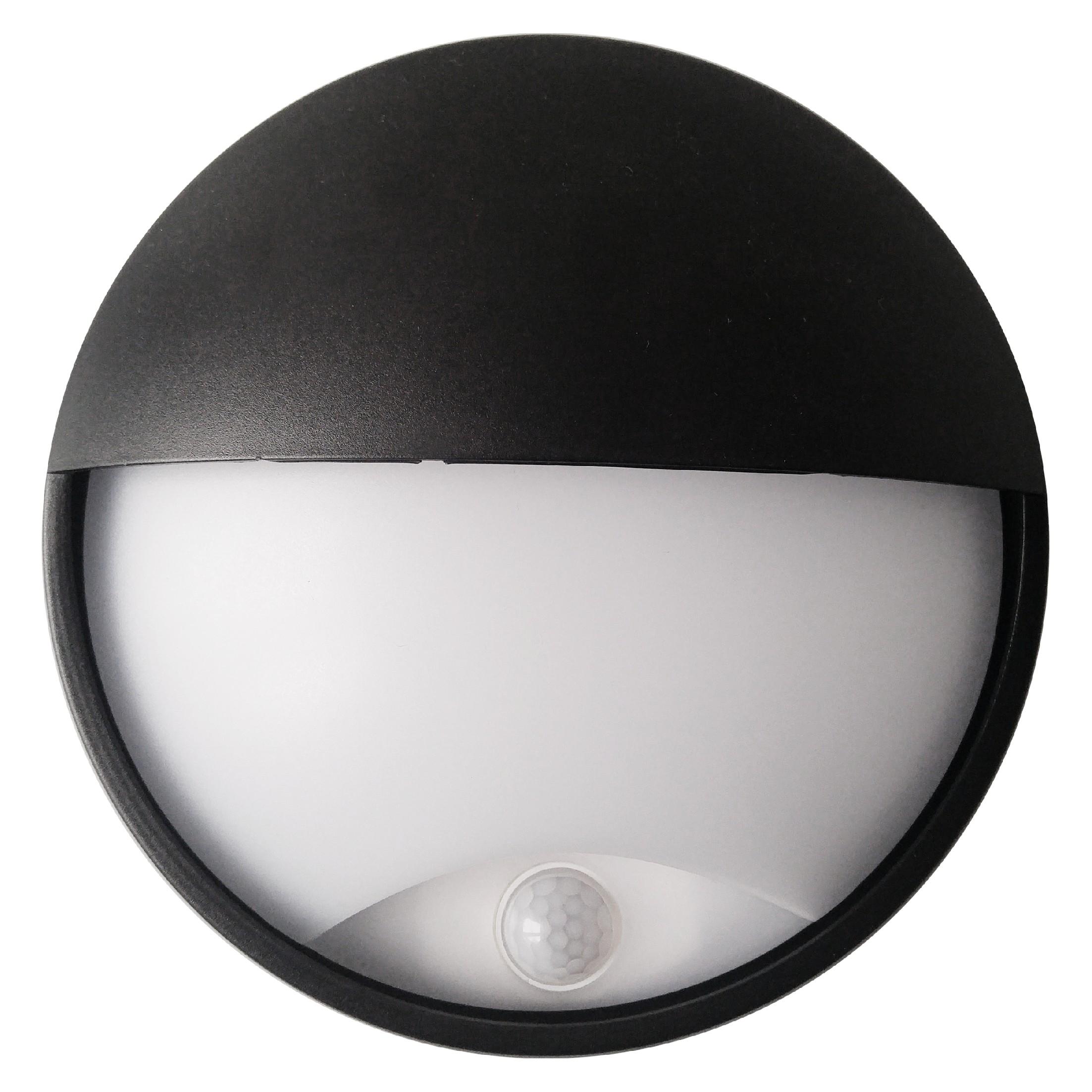 LED přisazené senzorové svítidlo DITA ROUND B 14W NW cover Greenlux (GXPS044)