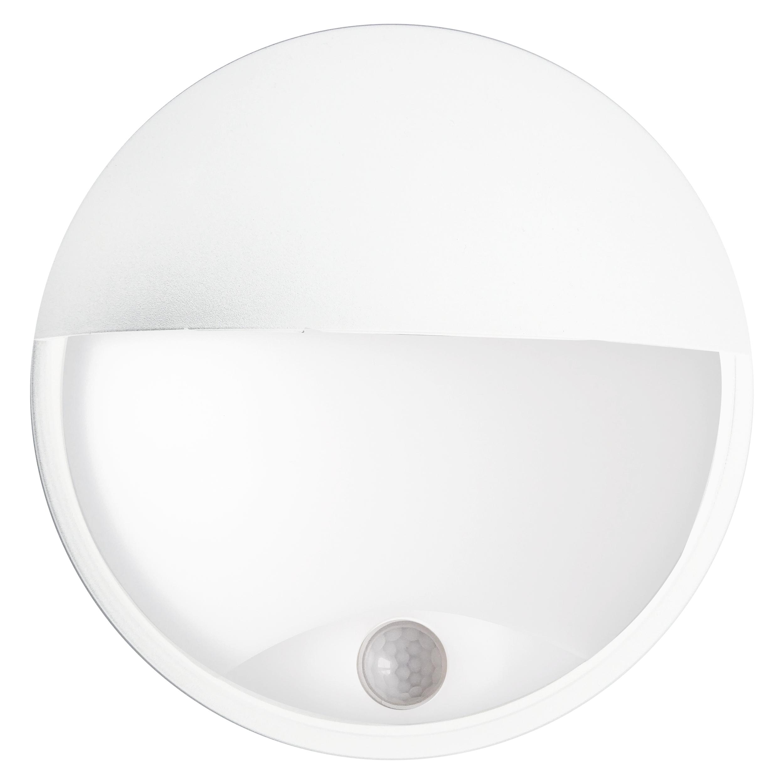 LED přisazené senzorové svítidlo DITA ROUND W 14W NW cover Greenlux (GXPS045)
