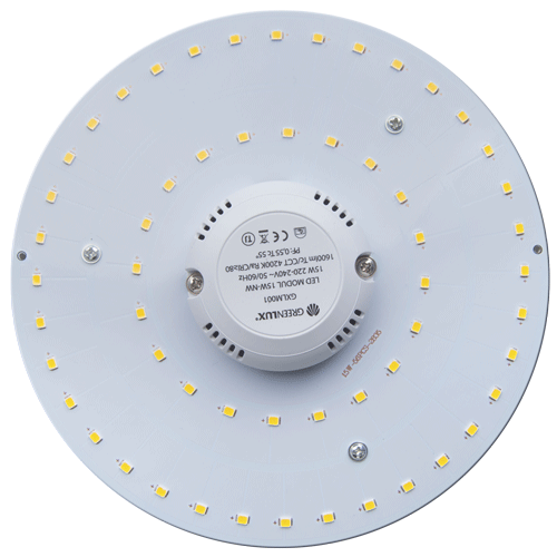LED modul 15W NW Greenlux (GXLM001)