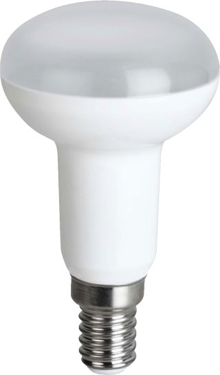 LED SMD R50 E14 5W-WW