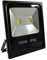 Greenlux LED reflektor DAISY MCOB 100W studená bílá (GXDS110)