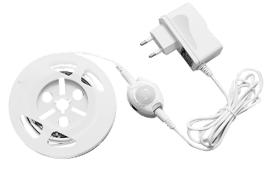 LED pásek se senzorem pohybu - 1,2m, 4W, 180lm, WW, IP20, 230V - Greenlux (GXLS355)