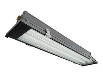 Prachotěsné svítidlo DUST Metal LED pro LED trubice 2xT8 - 120cm - Greenlux (GXWP275)