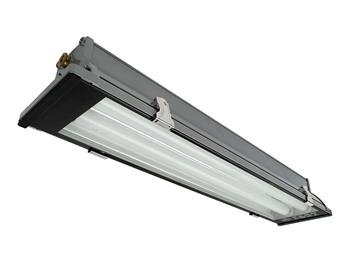 Prachotěsné svítidlo DUST Metal LED pro LED trubice 2xT8 - 150cm - Greenlux (GXWP276)