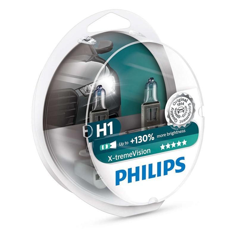 Philips X-treme Vision 12258XVS2 H1 P14,5s 12V 55W
