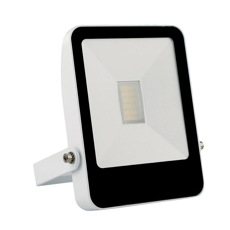 LED venkovní reflektor STYLE, 20W, 1400lm, 4000K, bílá - Solight (WM-20W-H)