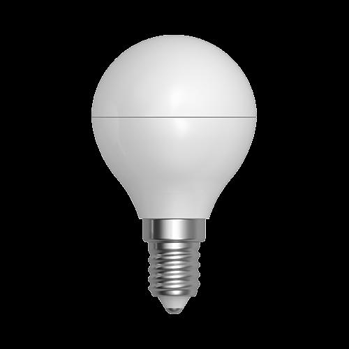 LED žárovka miniglobe 5W E14 3000K WW SKYLIGHTING (G45PA-1405C)
