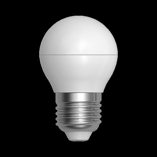 LED žárovka miniglobe 5W E27 3000K WW SKYLIGHTING (G45PA-2705C)