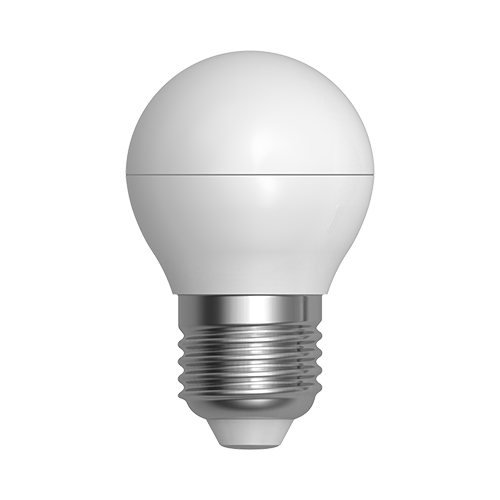 LED žárovka miniglobe 5W E27 4200K NW SKYLIGHTING (G45PA-2705D)