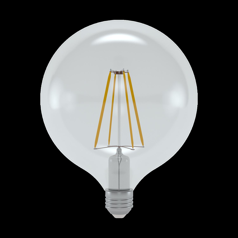 LED žárovka globe čirá 10W E27 3000K WW SKYLIGHTING (GNFL-12510C)