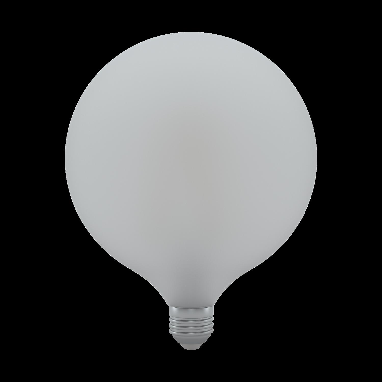 LED žárovka globe matná stmívatelná 10W E27 3000K WW SKYLIGHTING (GNFL-12510SC-DIMM)
