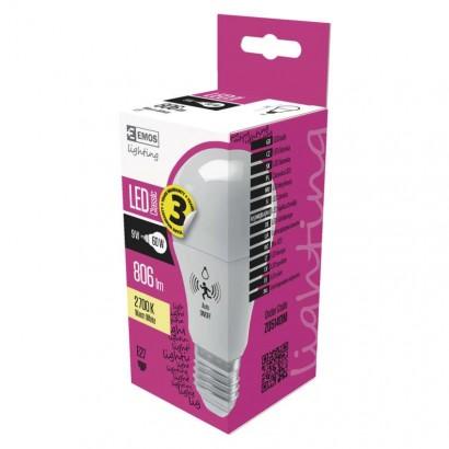 LED žárovka Classic A60 9W E27 teplá bílá (WW)
