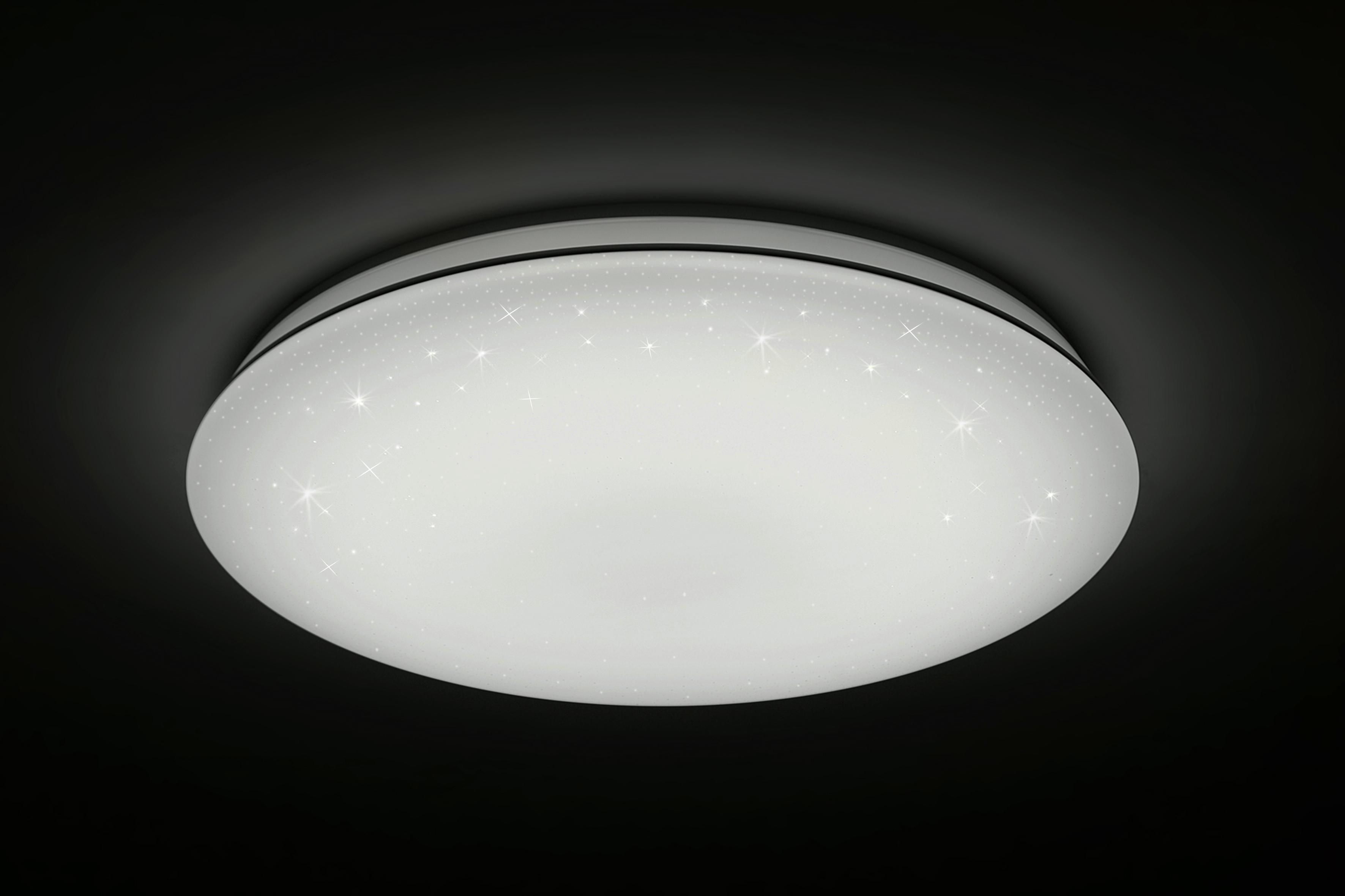 Inteligentní ECO LED svítidlo - Dalen DL-S28TX - Hvězdné nebe + PowerCube Original - 5 x zásuvka (různé barvy)
