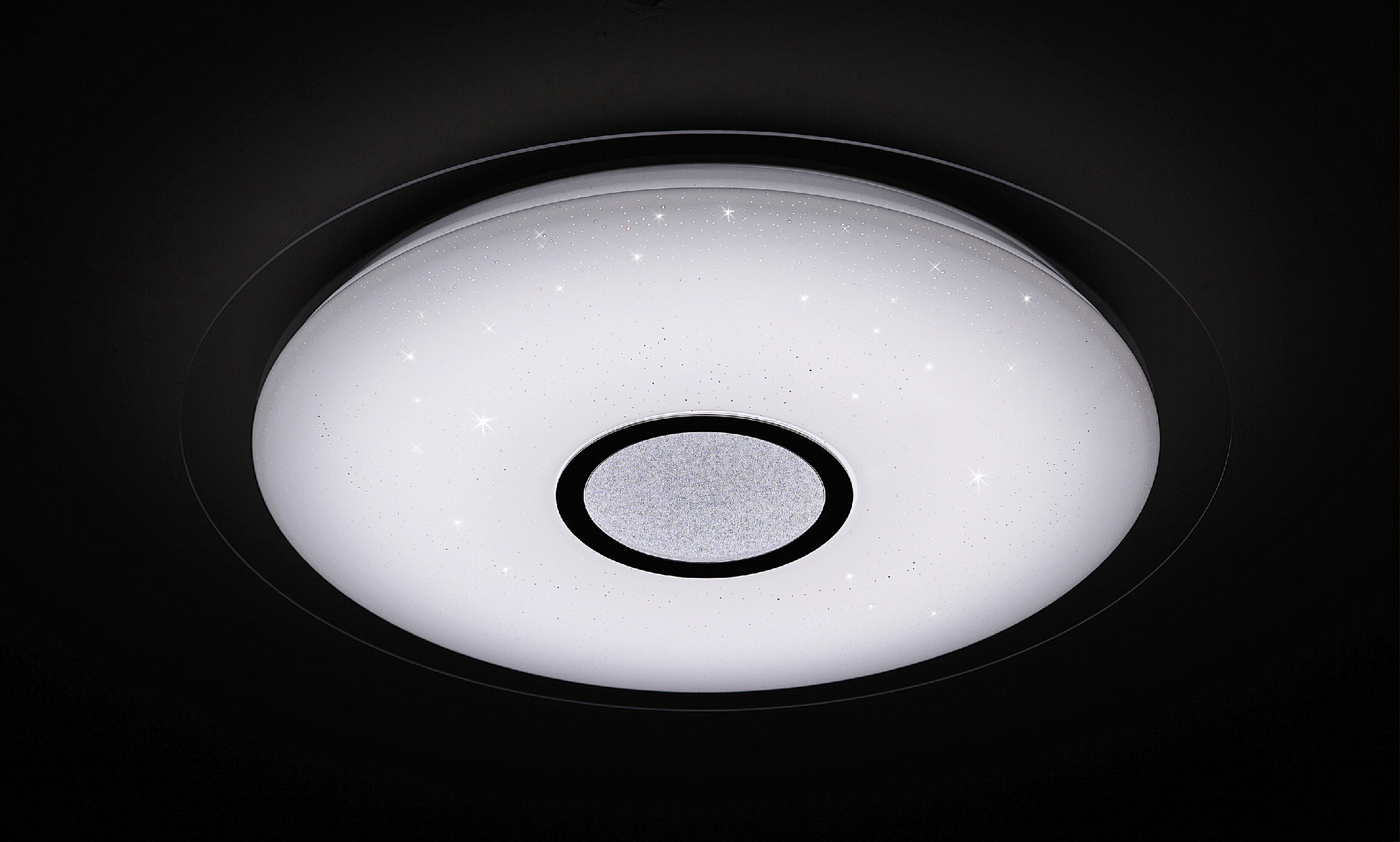 Inteligentní ECO LED svítidlo - Dalen DL-C319TXW WiFi - Hvězdné nebe + LED lampička Argus Vela (různé barvy)