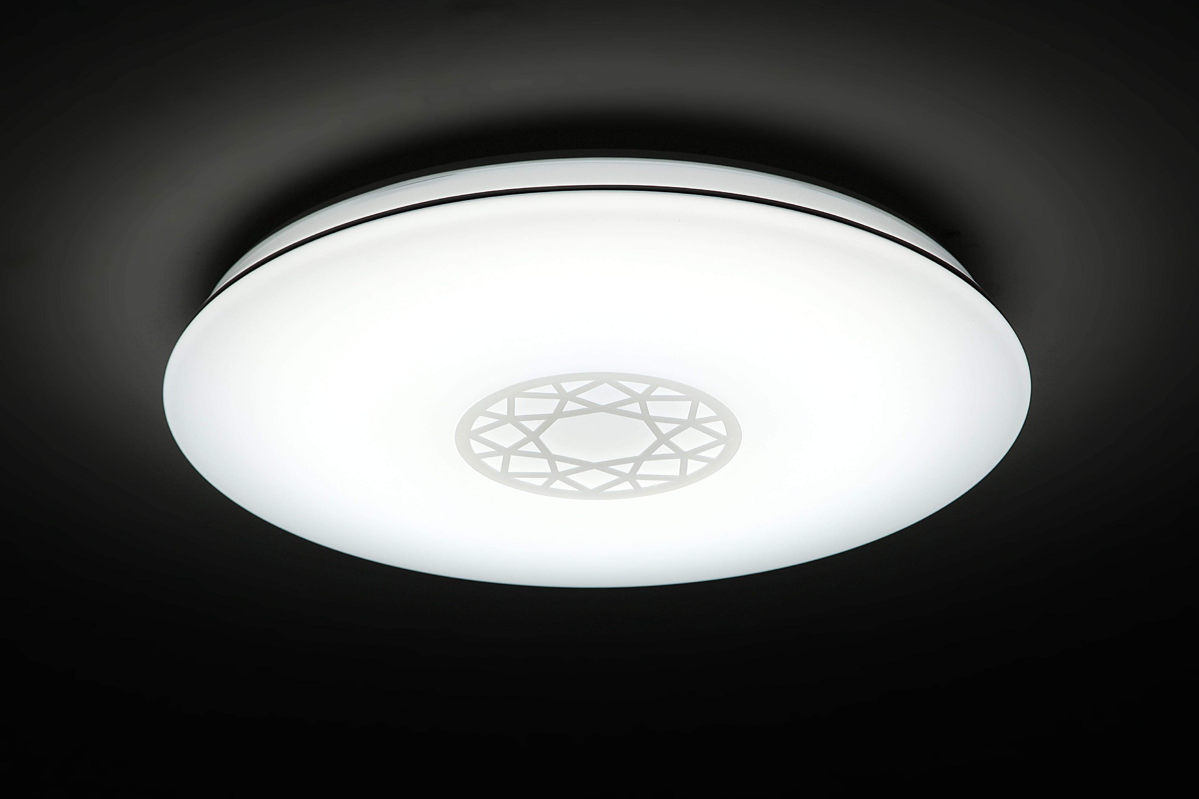 Inteligentní ECO LED svítidlo - Dalen DL-C216TW WiFi + LED lampička Solight s klipem (různé barvy)