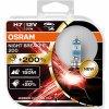 H7 Osram Night Breaker® 200 (2 ks) - 12V, 55W, PX26d - Osram (64210NB200-HCB)