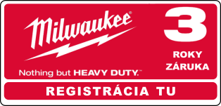 registrácia milwaukee