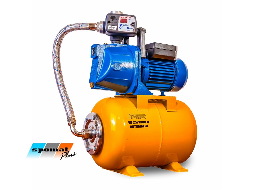 vb25 1300b automatic