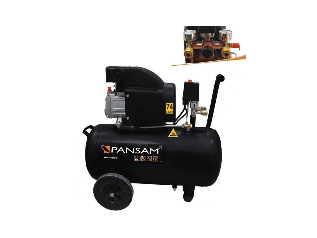 kompresor olejowy 50l z napedem bezposrednim 1509 max 2000x2000