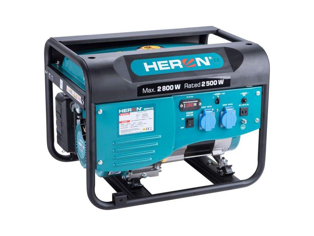 HERON Elektrocentrála 2,8kW AVR